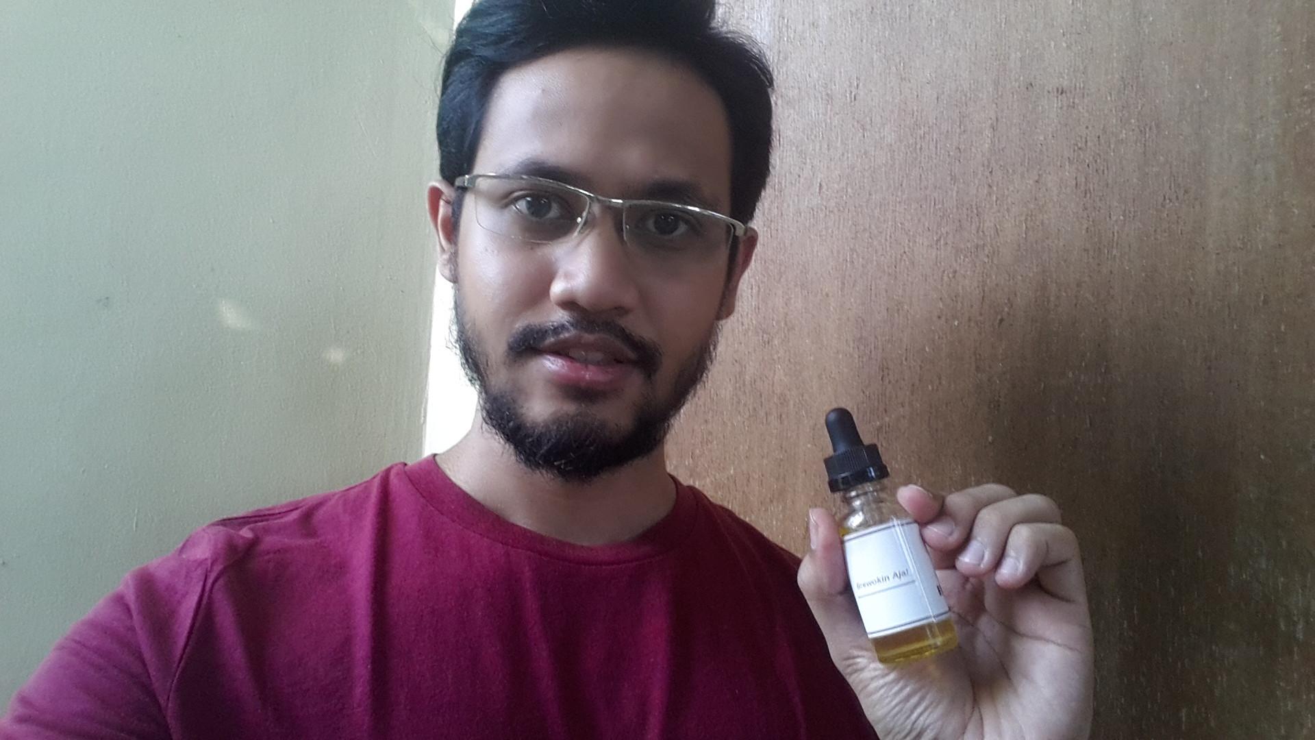 mengenal DHT dalam cara memperpanjang kumis dan brewok