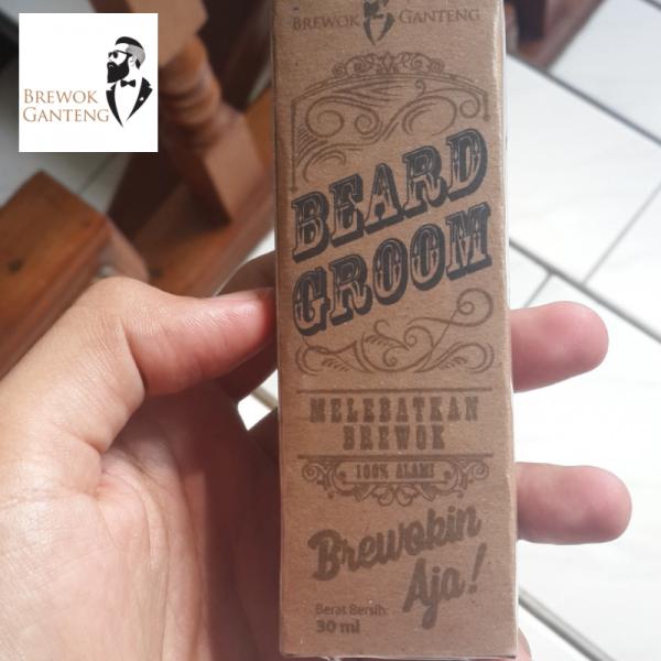 Beard Groom Brewok Ganteng